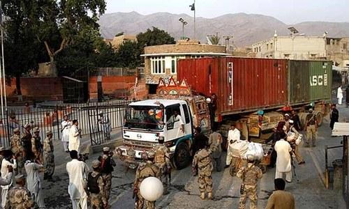 افغان ٹرانزٹ تجارت میں برآمد کنندگان کے مفاد کو تحفظ فراہم کیا جائے گا، مشیر تجارت
