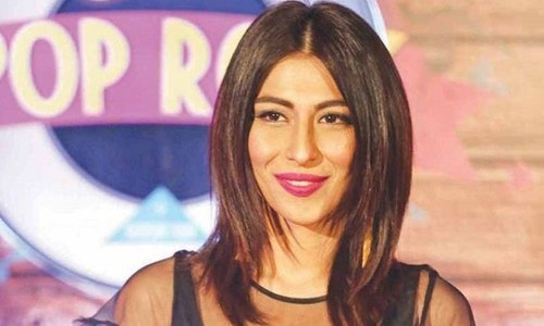 میشا شفیع کی 4 سال بعد  کوک اسٹوڈیو میں واپسی