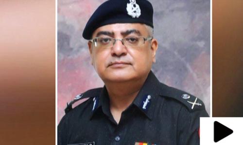 آئی جی سمیت سندھ پولیس کے اعلیٰ افسران کا چھٹی پر جانے کا فیصلہ