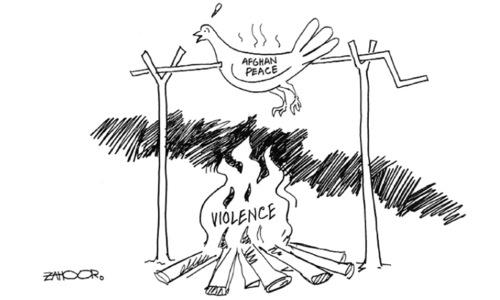 Cartoon: 21 October, 2020