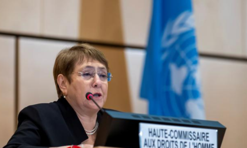 UN rights chief slams India over arrests, restrictions on NGOs