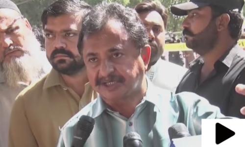 'پاکستان کو دہشت گردی کی جانب دھکیلنے کی کوشش کی جارہی ہے'