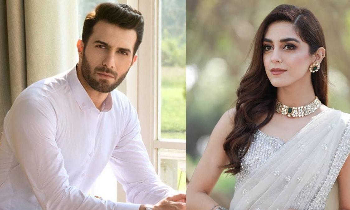 Emmad Irfani is making his film debut with Maya Ali in Shoaib Mansoor's next