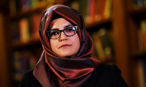 جمال خاشقجی کی منگیتر نے سعودی ولی عہد کے خلاف امریکا میں مقدمہ دائر کردیا