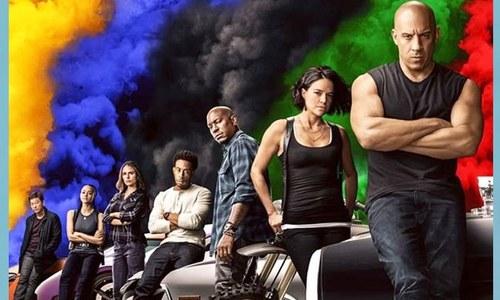 'فاسٹ اینڈ فیورس' کو 11 فلموں کے بعد ختم کرنے کا اعلان
