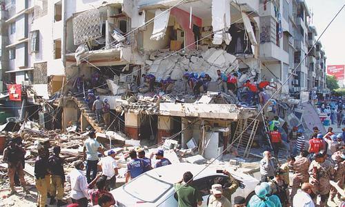 Five die, 23 hurt as gas leak explosion rocks Gulshan building