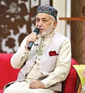 Veteran naat khwaan Mehboob Hamdani dies