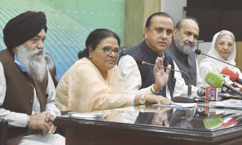 Minorities commission finalises draft law against forced conversion