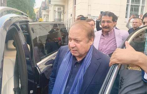 Govt again requests UK govt to deport Nawaz