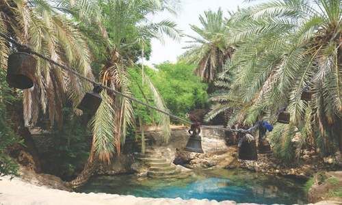 چھتل شاہ نورانی کا مزار: جس کی دریافت اور زوال ایک ساتھ شروع ہوئے