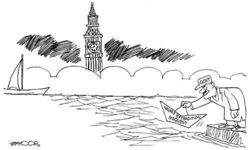 Cartoon: 23 October, 2020