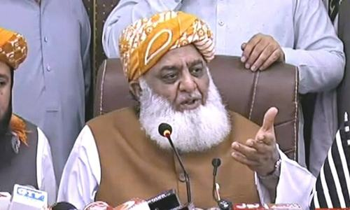 Elements who set trap are probing Safdar's arrest episode, claims Fazl