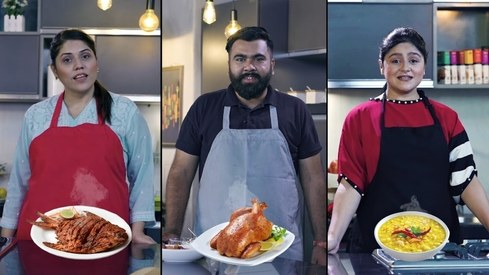 Shan Foods and foodpanda are helping home chefs follow their culinary dreams. Here's how