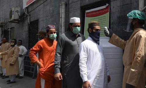 پاکستان میں کورونا وائرس سے مزید 460 افراد متاثر، 510 صحتیاب