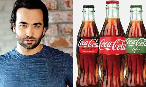 گلوکار فہد ہمایوں نے میوزک چرانے پر کوکا کولا کو  نوٹس بھیج دیا