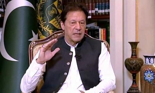 اپوزیشن مجھ سے این آر او حاصل کرنے کیلئے فوج اور عدلیہ پر دباؤ ڈال رہی ہے، عمران خان
