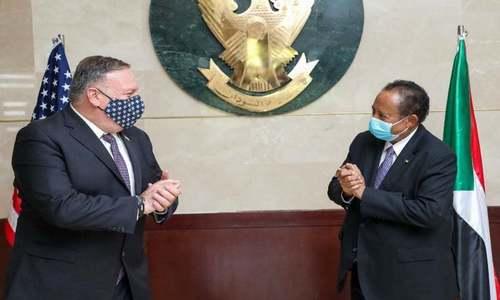 سوڈان اور اسرائیل کا تعلقات معمول پر لانے پر اتفاق