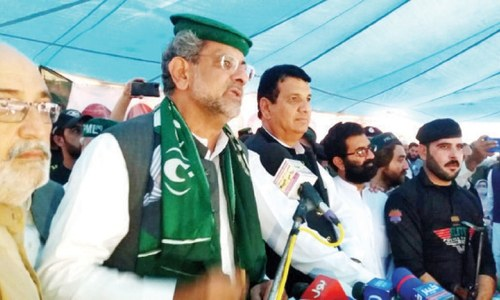 Use of state institutions against rivals violates democratic norms: Abbasi
