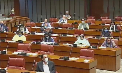 Legal status of CPEC Authority questioned in Senate