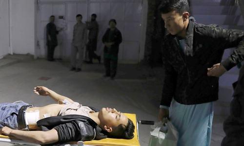 افغانستان: تعلیمی مرکز کے قریب خودکش دھماکا، 18 افراد ہلاک