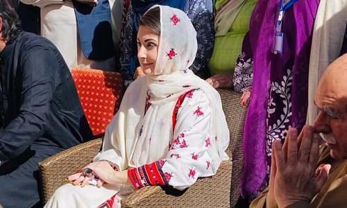 کوئٹہ: 'پی ڈی ایم' کا پاور شو، فضل الرحمٰن، مریم نواز جلسہ گاہ پہنچ گئے