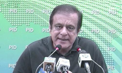 پی ڈی ایم کے پلیٹ فارم سے 'آزاد بلوچستان' کا بیانیہ قابل مذمت ہے، شبلی فراز