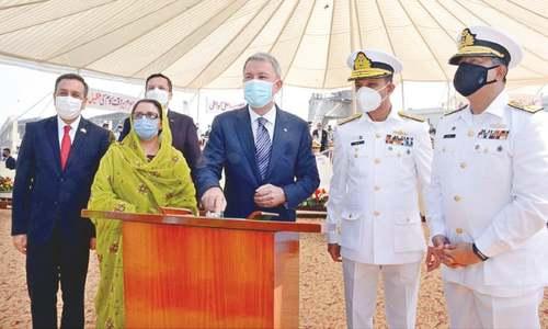 Turkey reaffirms support on Kashmir issue