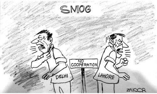 Cartoon: 26 October, 2020