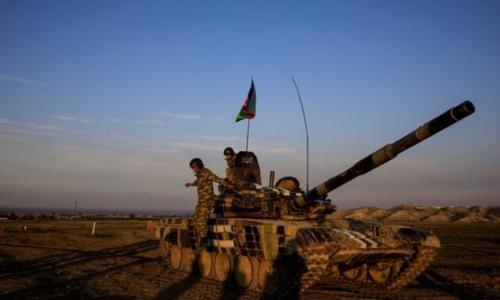Iran deploys troops on Azerbaijan border