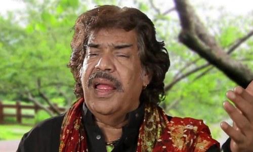 معروف گلوکار شوکت علی طبیعت بگڑنے پر سی ایم ایچ منتقل