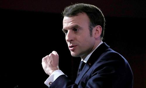 Editorial: The provocative remarks made by the French president are appalling