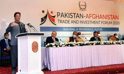 India can use Afghan land to destabilise Pakistan: Imran