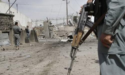 US air strike kills five Taliban in Wardak
