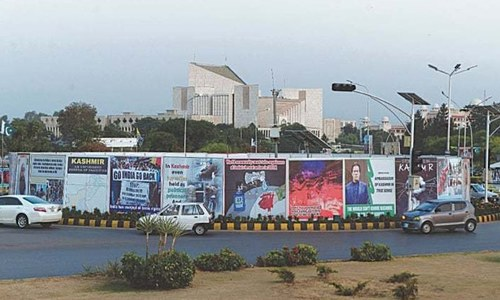 کشمیر پر بھارتی قبضے کے خلاف یومِ سیاہ منایا جارہا ہے