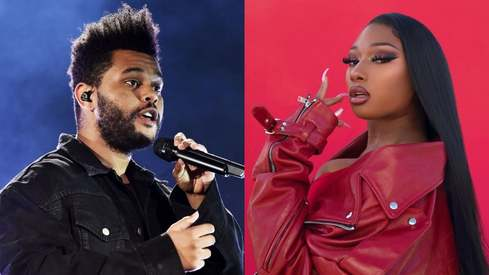 The Weeknd leads nominations for American Music Awards