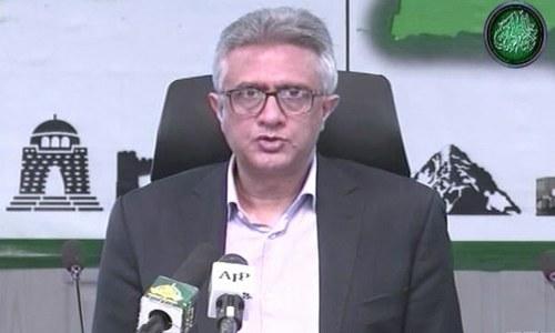 کورونا وائرس کی دوسری لہر بتدریج شروع ہوچکی ہے، ڈاکٹر فیصل سلطان