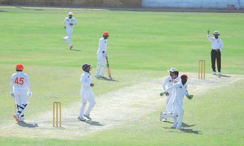 Zahid stars as Southern Punjab thump Northern inside three days