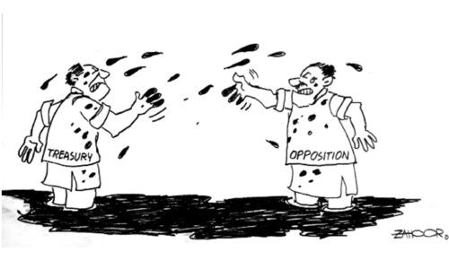 Cartoon: 28 October, 2020