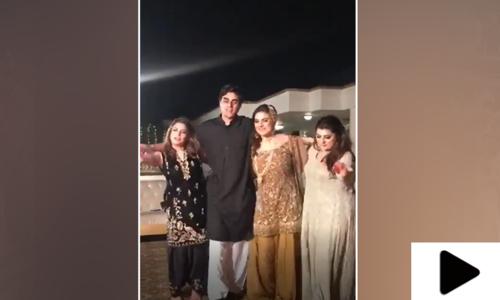 سابق رکن قومی اسمبلی کشمالہ طارق کی ڈھولکی میں ڈانس کی ویڈیو وائرل