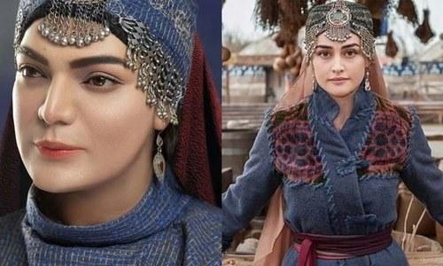 میک اپ آرٹسٹ کا ' حلیمہ سلطان' کو خراج تحسین
