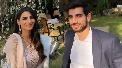 Model Rehmat Ajmal is engaged