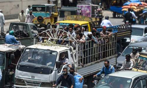 پاکستان میں کورونا کے مزید 490 کیسز سامنے آگئے، 9 مریض جاں بحق