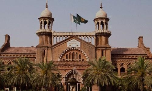 لاہور ہائیکورٹ: 'کورونا سے ڈرنا نہیں لڑنا ہے'، نعرے کے خلاف درخواست پر سماعت