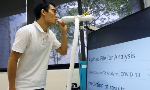 کورونا وائرس کی ایک منٹ میں تشخیص کرنے والا ٹیسٹ تیار
