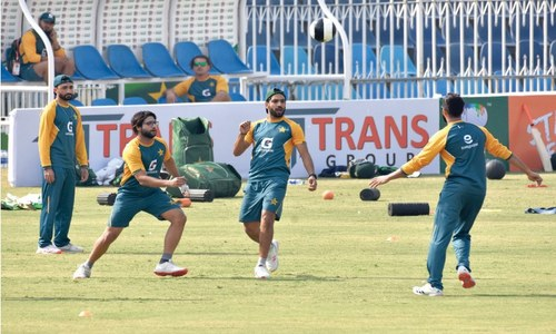 Babar warns Pakistan against complacency in Zimbabwe ODIs