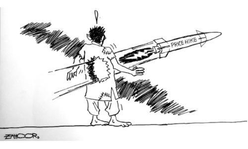 Cartoon: 30 October, 2020