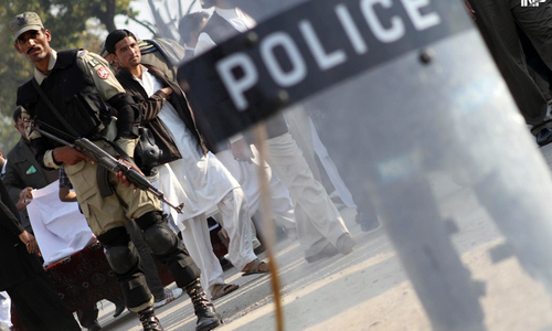 Policeman killed in N. Waziristan