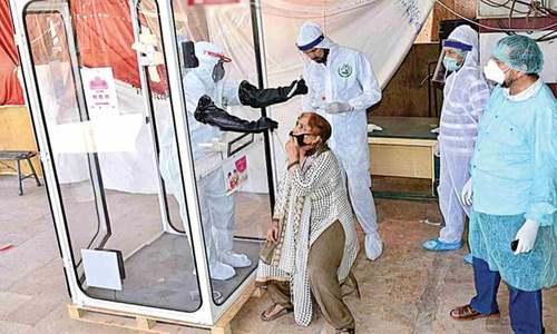 پاکستان میں کورونا وائرس کے فعال کیسز 12 ہزار سے بڑھ گئے