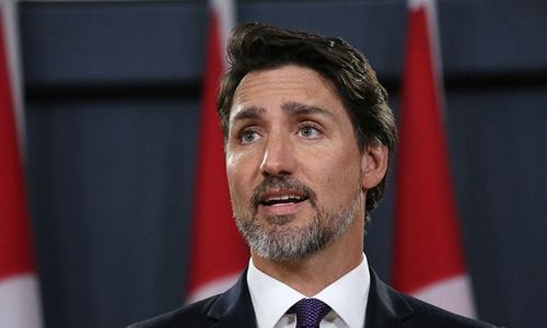 Free speech has limits, Canada's Trudeau says