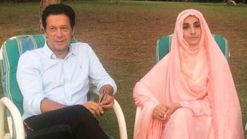 Only a fool doesn't talk about everything with his wife, says Imran Khan
